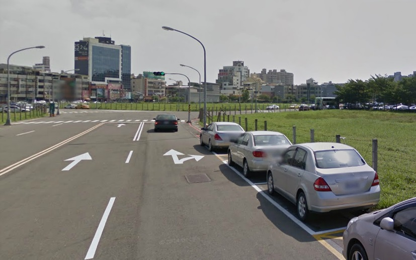 Installation of car parking spaces on Gongsie Road